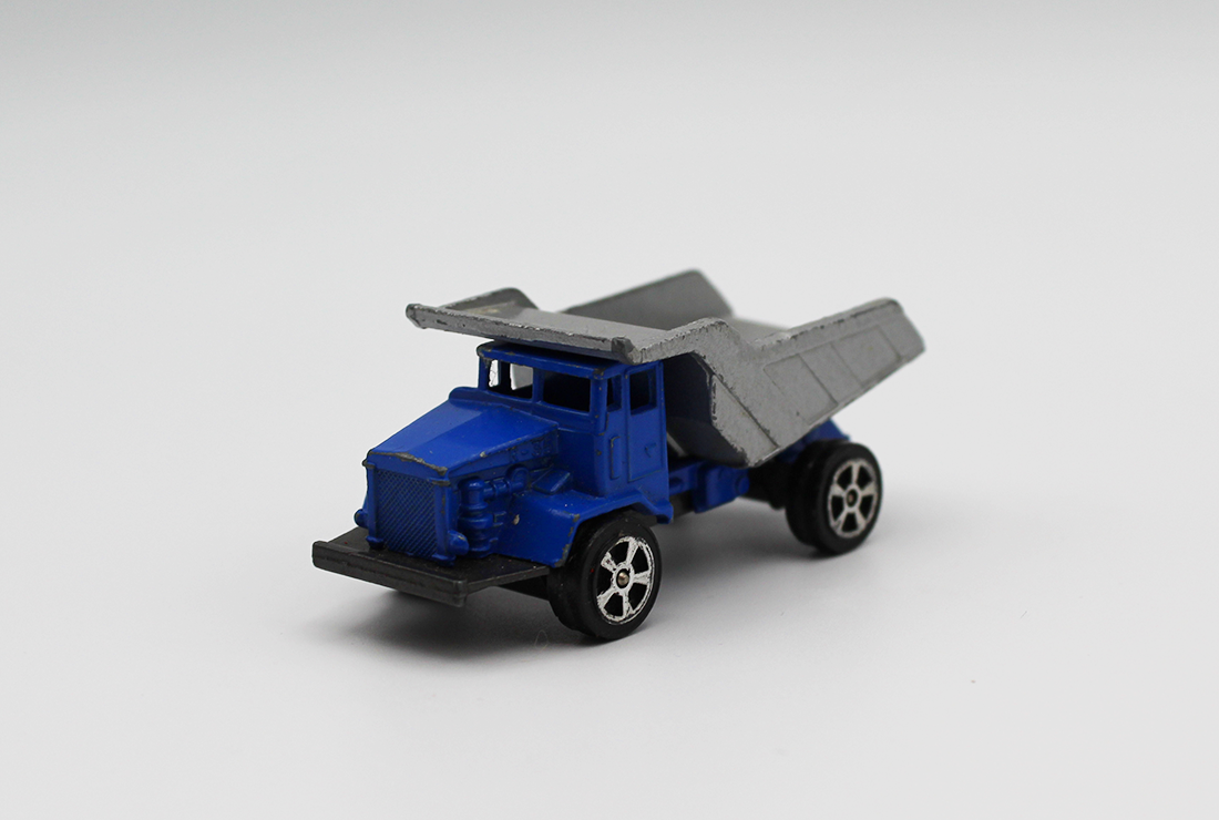 Corgi Juniors - Terex r35 Rear Dump